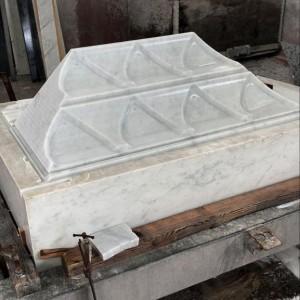 M.Marmi_Capitello per  Moschea_Bianco Carrara_02